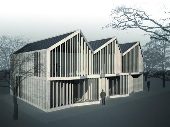 Active Reuse House by Doepel Strijkers Architecten