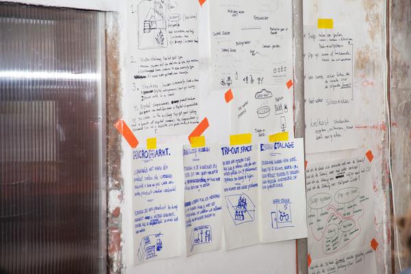 Masterclass on the Sharing Economy, with Marc Neelen, Ana Dzokic, Erik Jutten en Deanna Herst