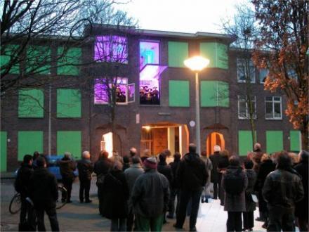Interact, In Situ architecten for Mobiel Projektburo OpTrek Transvaal, Den Haag